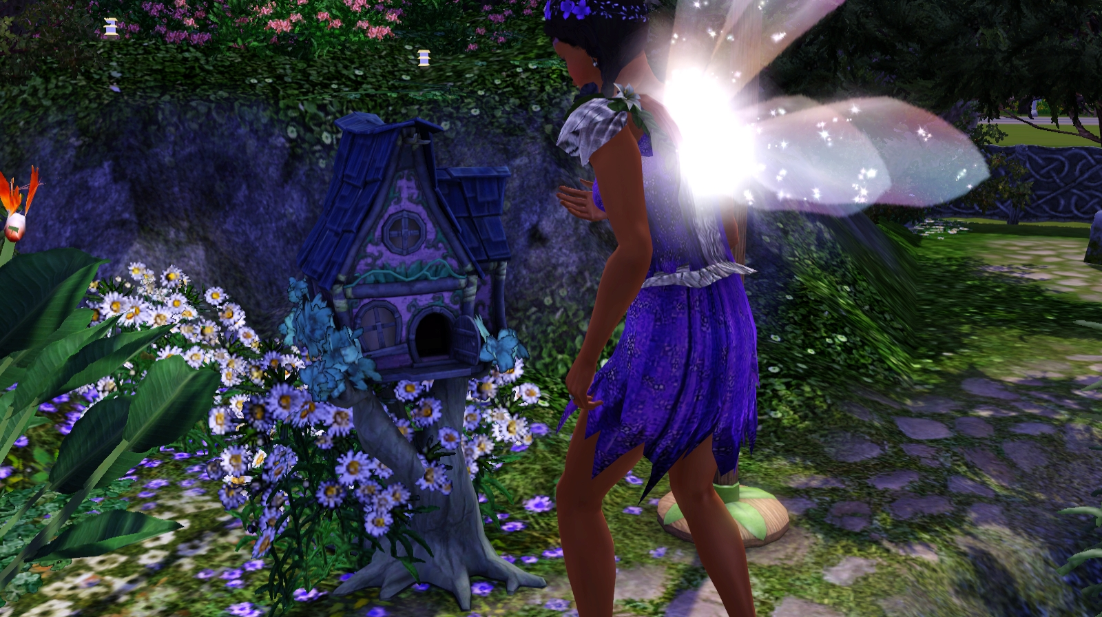 Fairy Tree House Simsbuzz